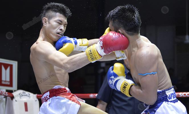 ศึกจ้าวมวยไทยโชว์เก๋าพญาหลวงผงาดแชมป์