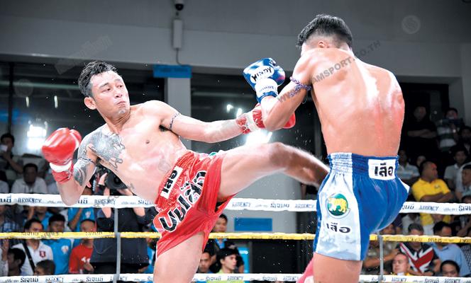 ศึกมวยไทย7สีพลกฤตถอนแค้นซิวแชมป์