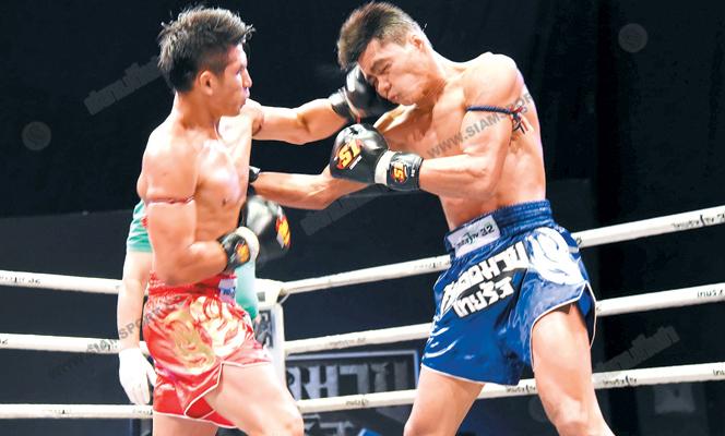 ศึกมวยไทยรัฐได้เก๋าณพกฤตพลิกคว้าแชมป์