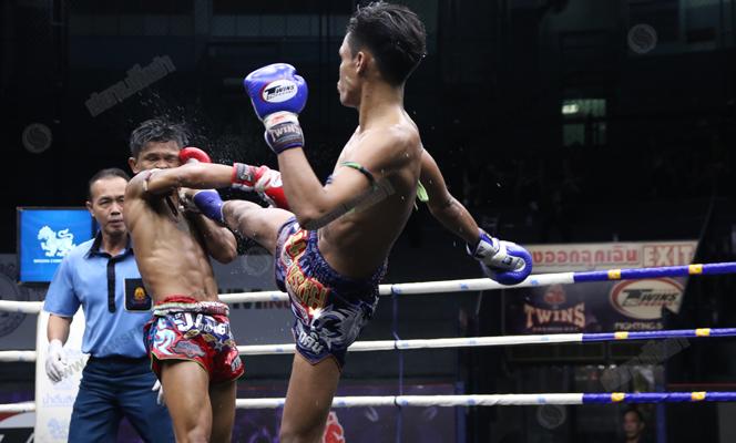 ศึกมวยไทยพีพีทีวีเพชรนาคินเร่งบดแซงเฮ