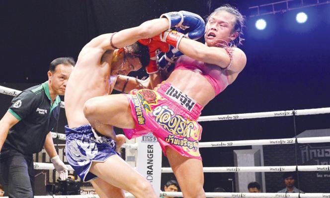 แข้งจัดน้องโรสหวดงาบแชมป์ไทยรัฐ